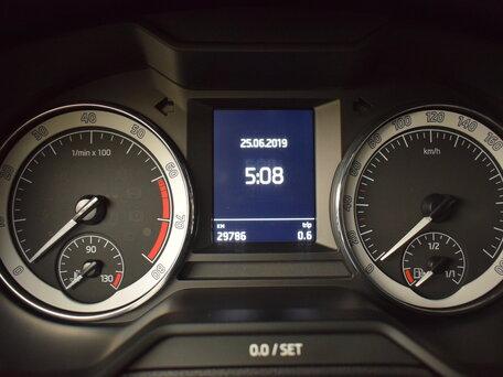 Купить Skoda Octavia пробег 29 800.00 км 2018 год выпуска