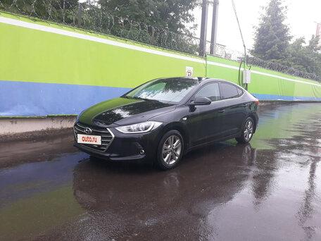 Купить Hyundai Elantra пробег 66 000.00 км 2016 год выпуска
