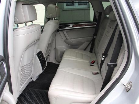 Купить Volkswagen Touareg пробег 111 500.00 км 2011 год выпуска