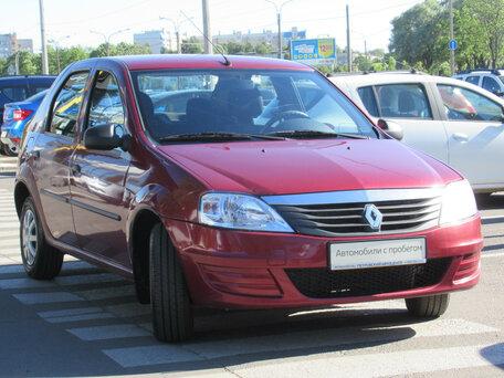 Купить Renault Logan пробег 131 508.00 км 2012 год выпуска