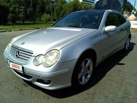 Купить Mercedes-Benz C-klasse пробег 230 000.00 км 2005 год выпуска