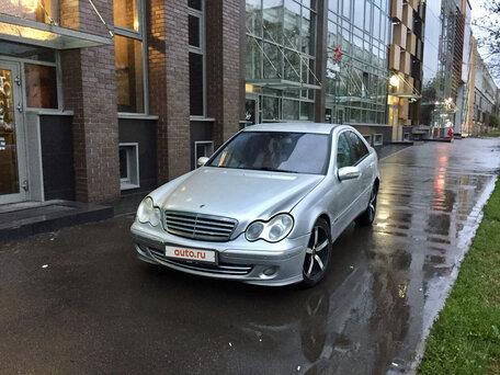 Купить Mercedes-Benz C-klasse пробег 215 000.00 км 2001 год выпуска