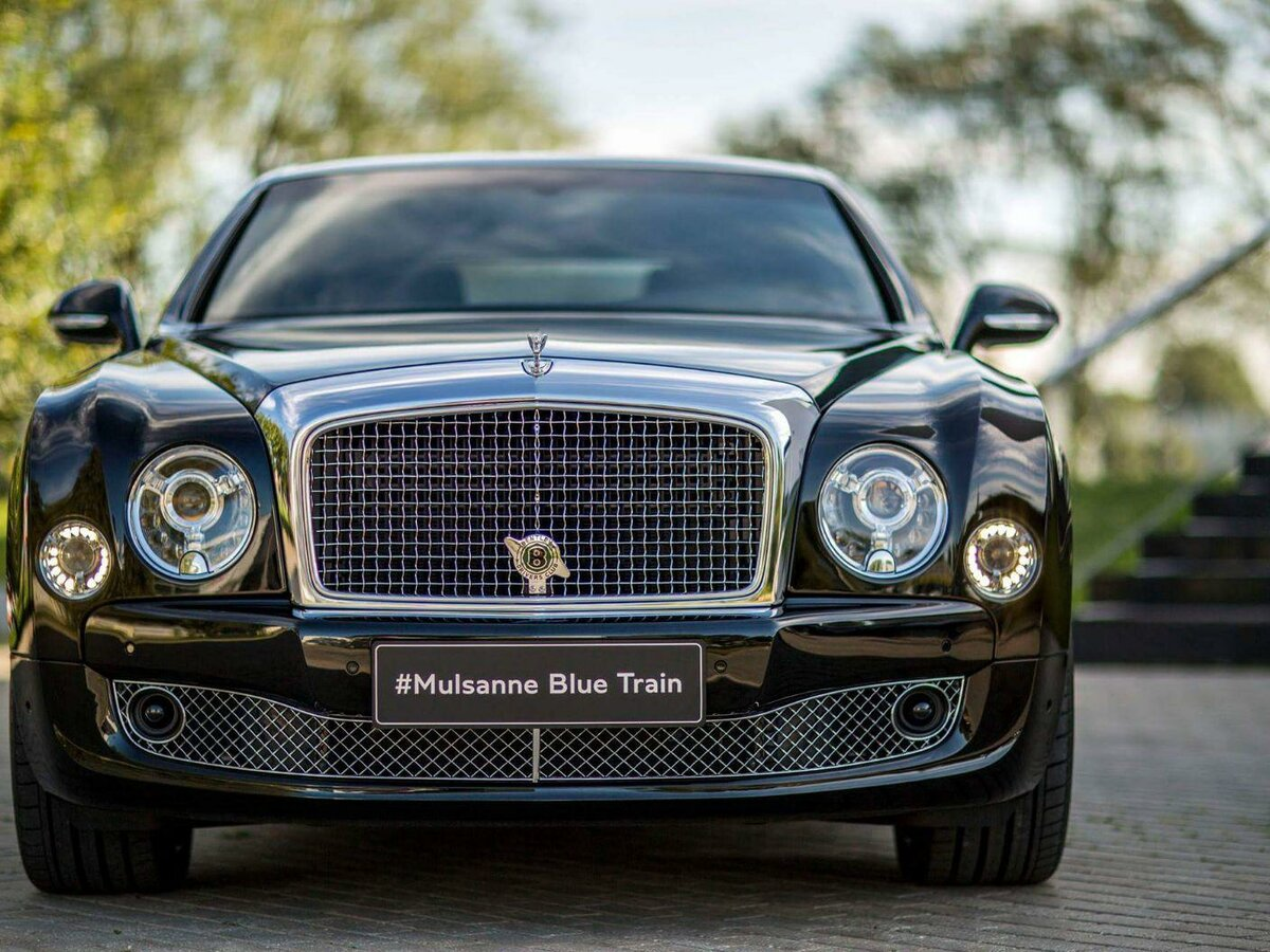 2015 Bentley Mulsanne  II Speed, чёрный, undefined рублей - вид 5