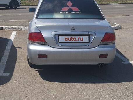 Купить Mitsubishi Lancer пробег 240 000.00 км 2005 год выпуска