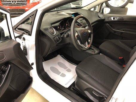 Купить Ford Fiesta пробег 11 000.00 км 2018 год выпуска