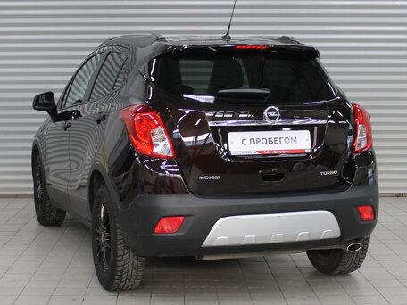 Купить Opel Mokka пробег 55 737.00 км 2014 год выпуска