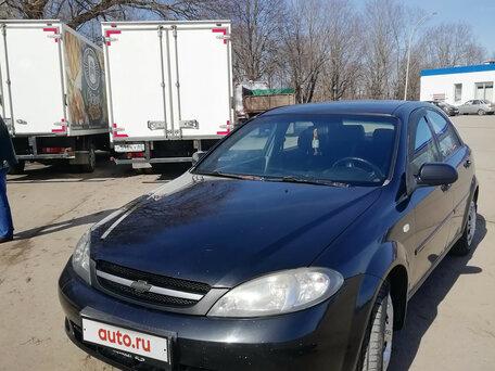 Купить Chevrolet Lacetti пробег 165 000.00 км 2005 год выпуска