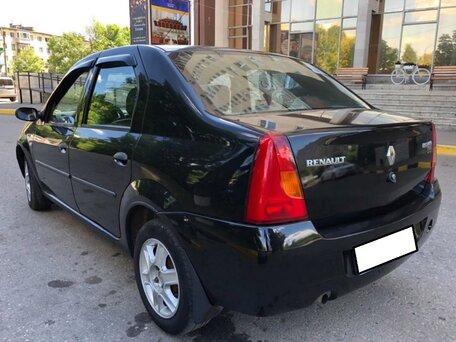 Купить Renault Logan пробег 127 000.00 км 2009 год выпуска