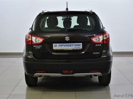 Купить Suzuki SX4 пробег 71 970.00 км 2014 год выпуска