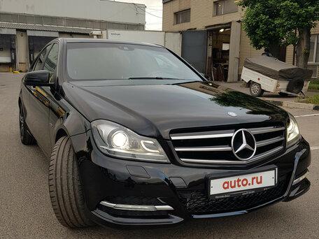 Купить Mercedes-Benz C-klasse пробег 81 652.00 км 2014 год выпуска