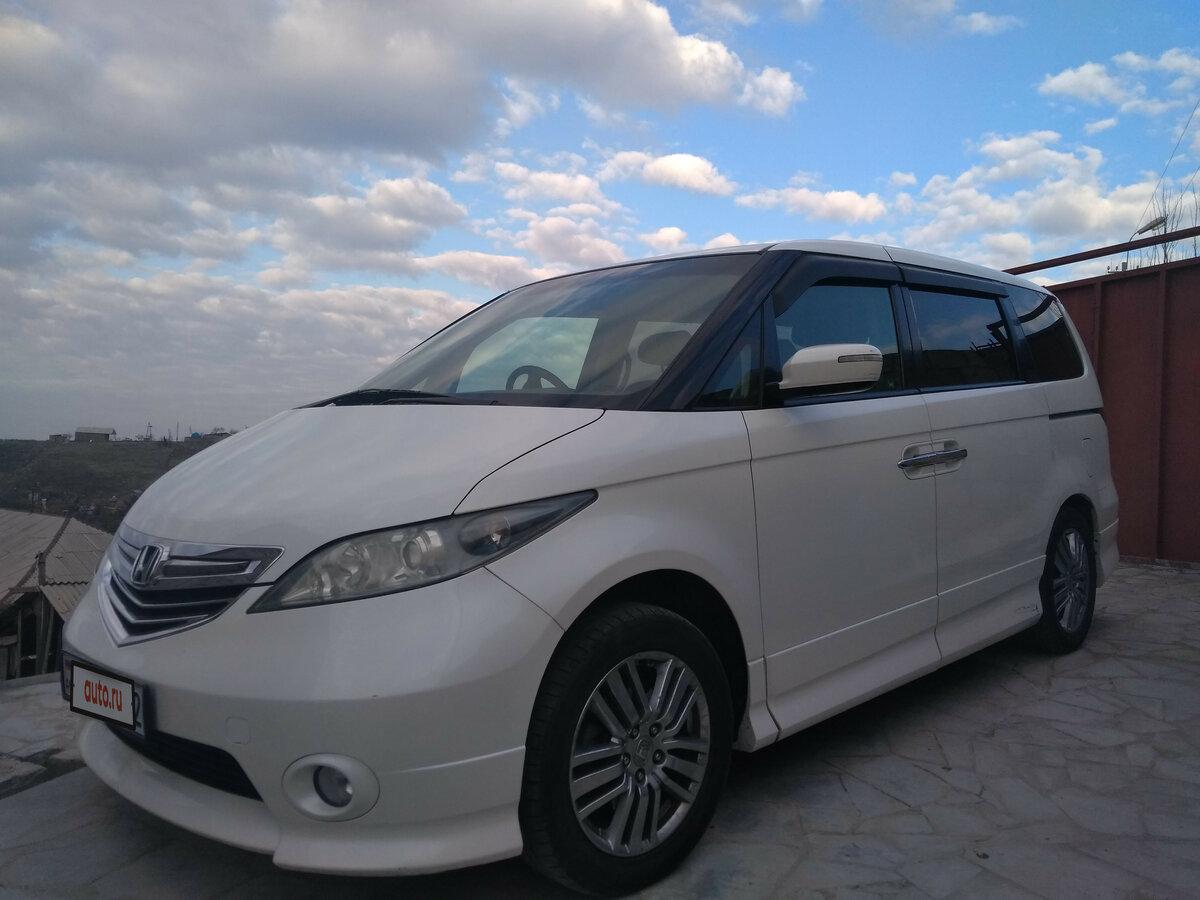 Купить б/у Honda Elysion I Рестайлинг 2.4 AT (160 л.с ...