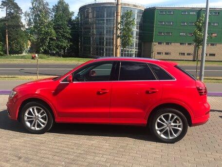 Купить Audi Q3 пробег 103 000.00 км 2014 год выпуска