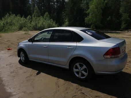 Купить Volkswagen Polo пробег 115 000.00 км 2013 год выпуска