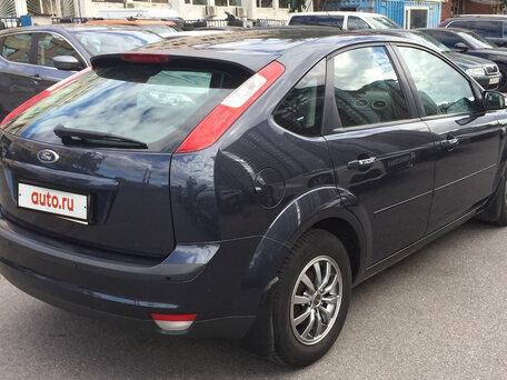Купить Ford Focus пробег 55 000.00 км 2007 год выпуска