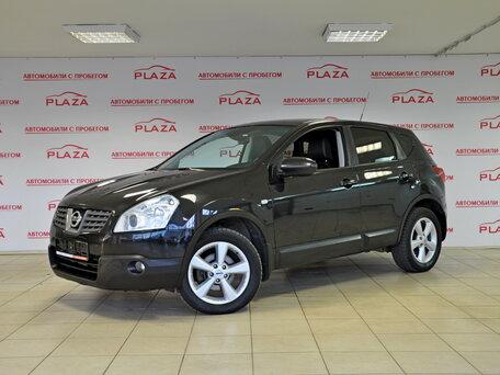 Купить Nissan Qashqai пробег 113 000.00 км 2008 год выпуска