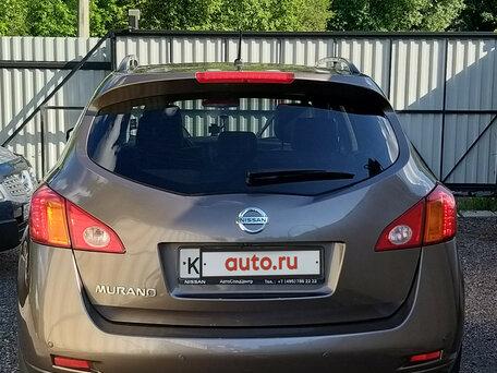 Купить Nissan Murano пробег 127 500.00 км 2011 год выпуска