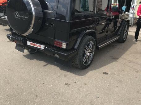 Купить Mercedes-Benz G-klasse пробег 400 000.00 км 1996 год выпуска