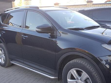 Купить Toyota RAV 4 пробег 151 000.00 км 2014 год выпуска
