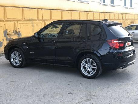Купить BMW X3 пробег 90 000.00 км 2015 год выпуска