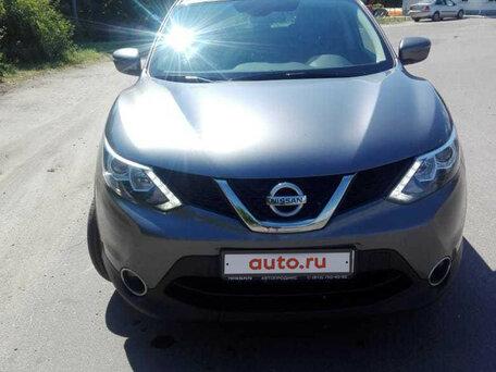 Купить Nissan Qashqai пробег 48 000.00 км 2015 год выпуска