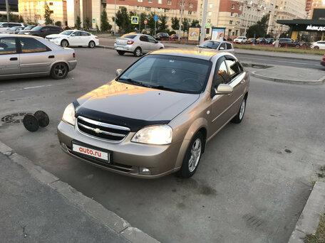 Купить Chevrolet Lacetti пробег 154 473.00 км 2007 год выпуска