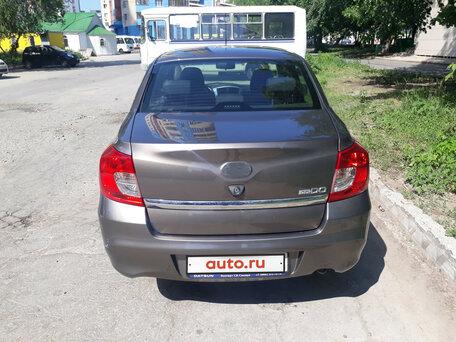 Купить Datsun on-DO пробег 30 000.00 км 2016 год выпуска