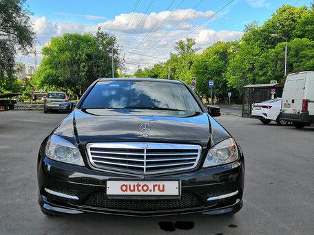 Купить Mercedes-Benz C-klasse пробег 113 000.00 км 2010 год выпуска