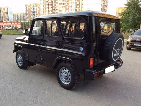 Купить УАЗ Hunter пробег 36 000.00 км 2014 год выпуска
