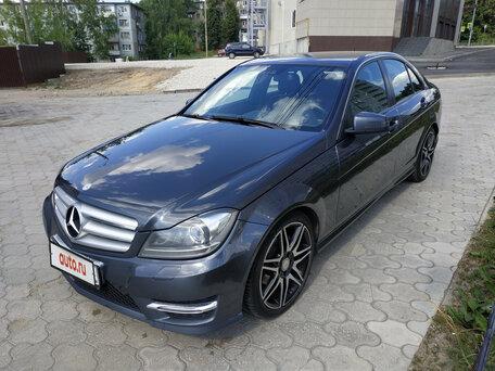 Купить Mercedes-Benz C-klasse пробег 100 921.00 км 2013 год выпуска