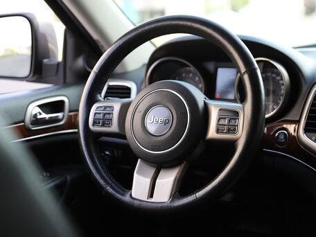 Купить Jeep Grand Cherokee пробег 137 000.00 км 2012 год выпуска