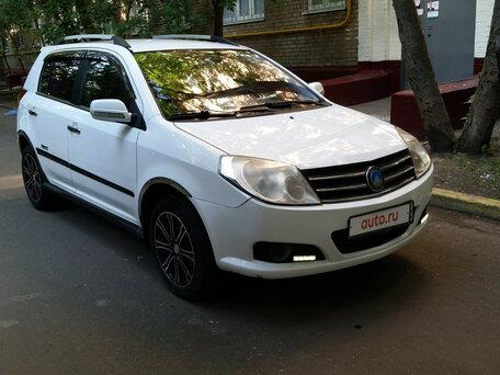 Купить Geely MK Cross пробег 130 000.00 км 2012 год выпуска
