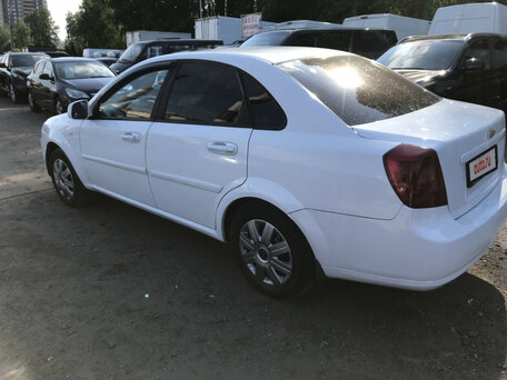 Купить Chevrolet Lacetti пробег 147 000.00 км 2011 год выпуска