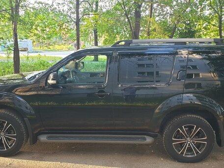 Купить Nissan Pathfinder пробег 117 000.00 км 2012 год выпуска
