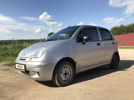 Купить Daewoo Matiz пробег 76 000.00 км 2003 год выпуска