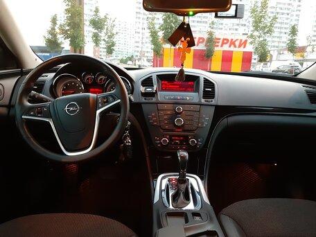 Купить Opel Insignia пробег 17 400.00 км 2012 год выпуска