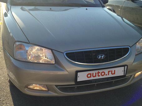 Купить Hyundai Accent пробег 95 000.00 км 2006 год выпуска