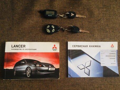 Купить Mitsubishi Lancer пробег 205 000.00 км 2006 год выпуска