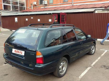 Купить Mitsubishi Lancer пробег 278 000.00 км 1997 год выпуска