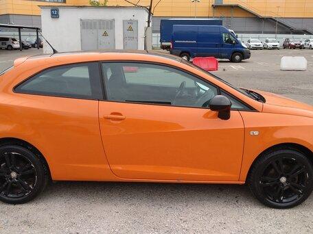 Купить SEAT Ibiza пробег 88 500.00 км 2009 год выпуска