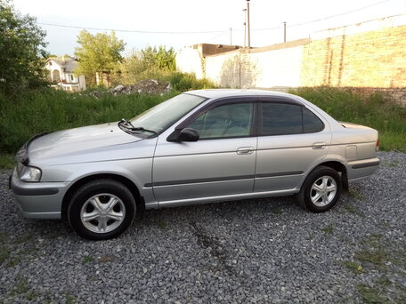 Купить Nissan Sunny пробег 150 000.00 км 1998 год выпуска