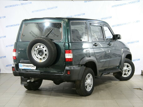 Автосалон уаз бу в москве и области кредит без справок под залог авто