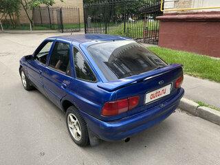 Автосалон эскорт в москве купить авто бу в автосалоне москвы в кредит