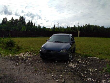 Купить Opel Corsa пробег 470 000.00 км 1996 год выпуска