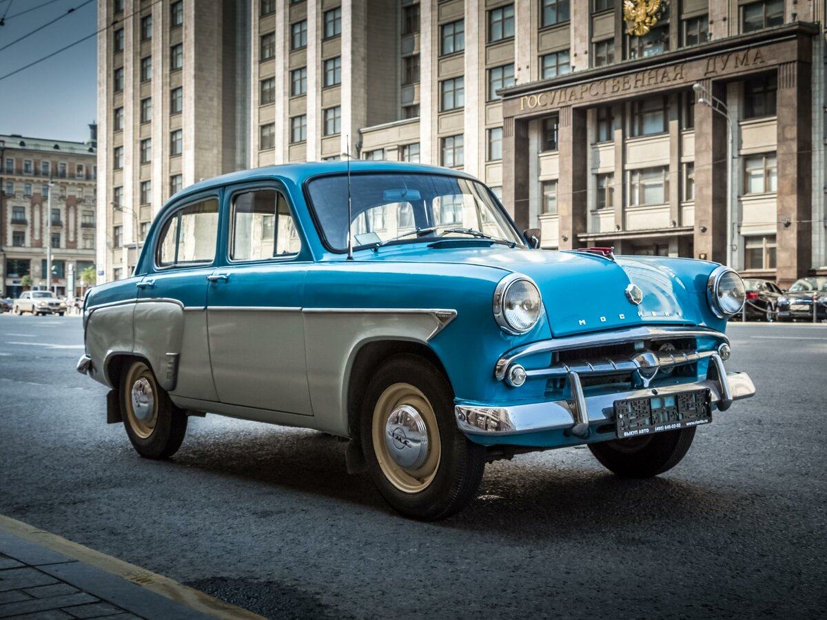 Фото старые советские автомобили популярностью