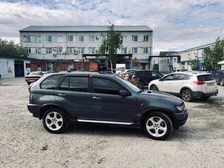 Купить BMW X5 пробег 190 000.00 км 2001 год выпуска