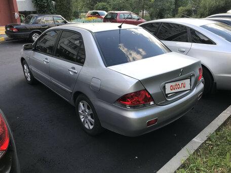 Купить Mitsubishi Lancer пробег 150 000.00 км 2006 год выпуска