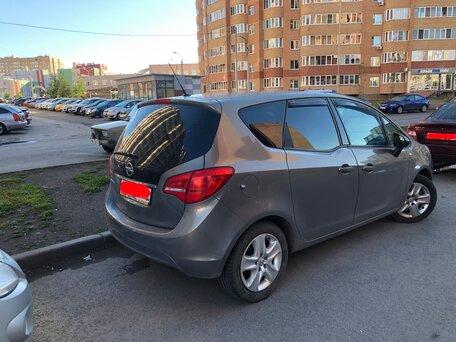 Купить Opel Meriva пробег 102 000.00 км 2011 год выпуска