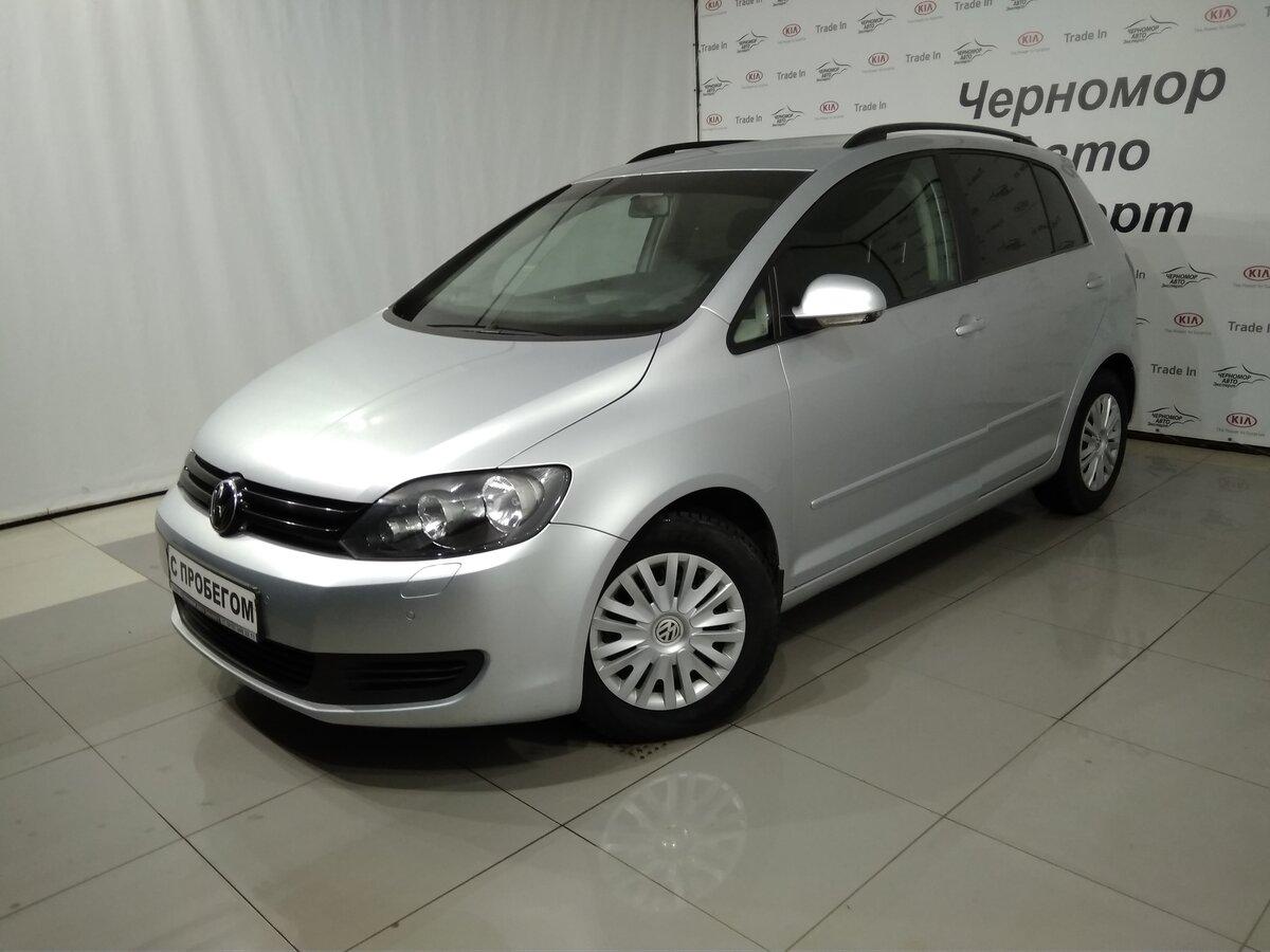 Купить б/у Volkswagen Golf Plus II 2 0d MT (110 л с ) дизель