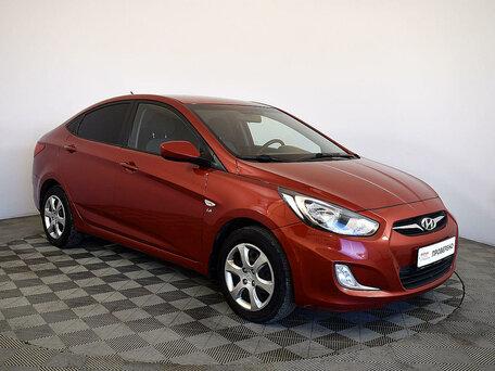 Купить Hyundai Solaris пробег 71 000.00 км 2012 год выпуска