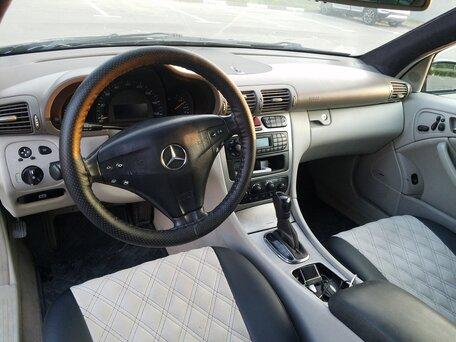 Купить Mercedes-Benz C-klasse пробег 257 200.00 км 2001 год выпуска
